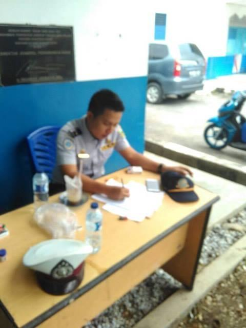 Dishub Kabupaten Solok Survey Load Factor
